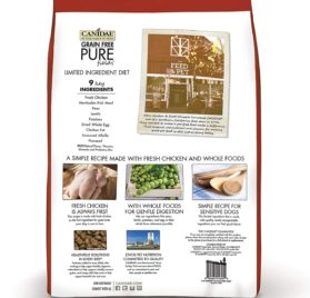 CANIDAE Grain Free PURE Dry Dog Food 2