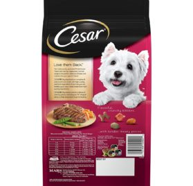 Cesar Small Breed Dry Dog Food 2