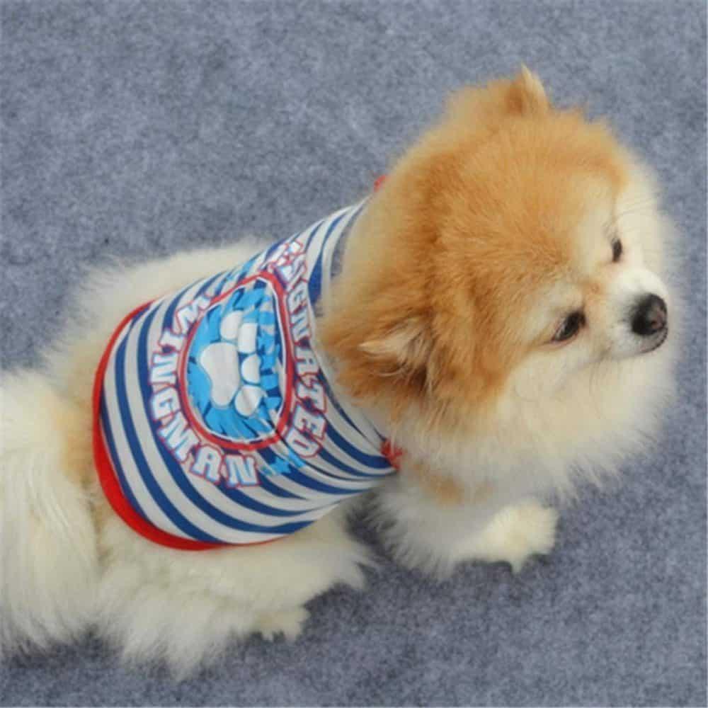 Dog Clothes Summer Wakeu Pet Puppy Vest Designated