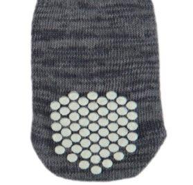 Dog socks, non-slip, XS?S (Example- Chihuahua), 2 pcs, grey