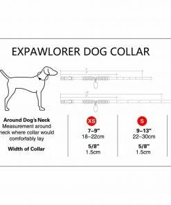 EXPAWLORER Fashion Jeweled Diamante Dog Cat Puppy Collars Necklace Style 2