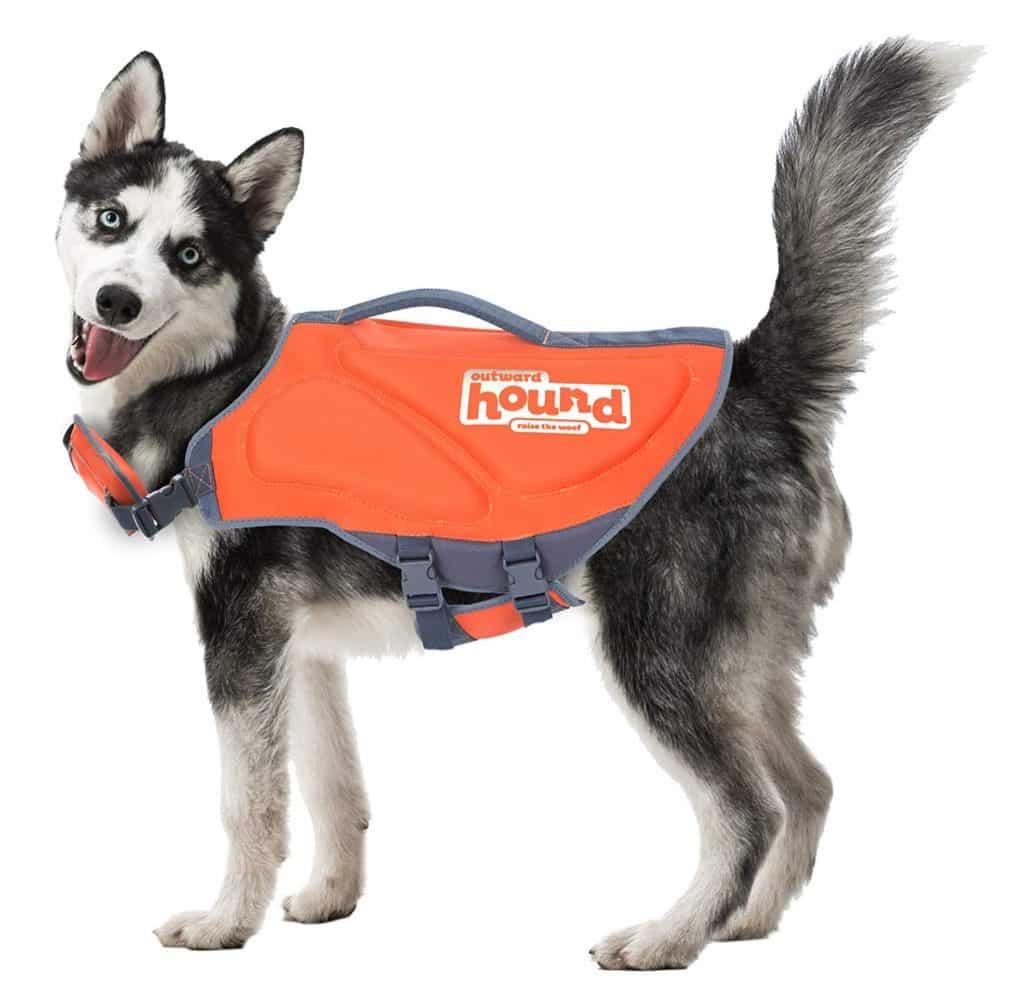 Outward Hound Dawson Dog Life Jacket Chihuahua Kingdom