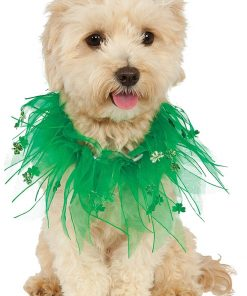 Rubie's St. Patrick's Day Fancy Collar Dog Costume