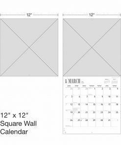 Teacup Chihuahuas 2018 12 x 12 Inch Monthly Square Wall Calendar, Animals Small Dog Breeds (Multilingual Edition) 5