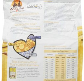 Weruva Caloric Harmony Natural Dry Dog Food 2