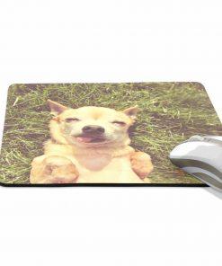 ALAZA Retro Cute Chihuahua in The Grass Non-Slip Rubber Decorate Gaming Mouse Pad 9.84 x 7.48 inch 2