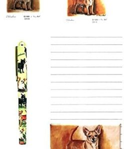 Chihuahua Stationery Gift Set