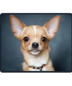 Perfect Gift- Non-Slip Rubber Comfortable Mouse Pads Cute Funny Chihuahua Dog Mouse Mat Personality Desings Gaming Mouse Pad Style 11.8 9.8 Inches