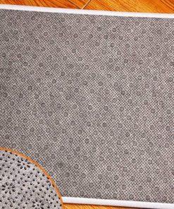 "YJBear Thin Brown Chihuahua Pattern Floor Mat Coral Fleece Home Decor Carpet Indoor Rectangle Doormat Kitchen Floor Runner 16"" X 24"" 2"