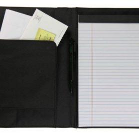 Rikki Knight Rottweiler and Chihuahua Faux Suede Notebook Binder Portfolio (RK-notebook410) 2