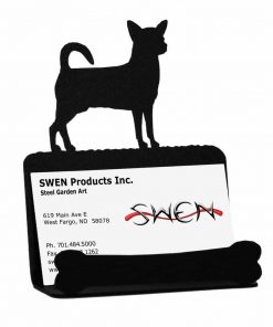 SWEN Products CHIHUAHUA Business Card Holder