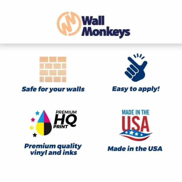Wallmonkeys Chihuahua Face up Wall Decal Peel and Stick Graphic (18 in W x 17 in H) WM12700 4