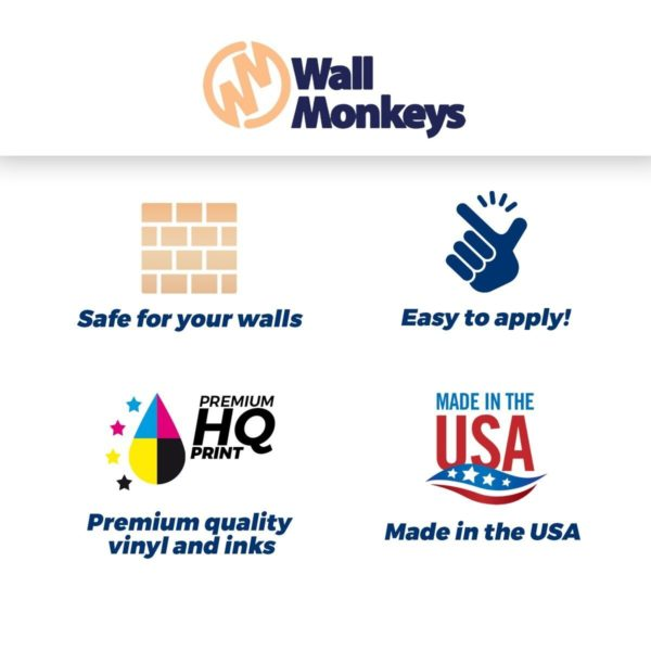 Wallmonkeys Chihuahuas and Toothbrush Wall Decal Peel and Stick Graphic (18 in W x 12 in H) WM188830 4