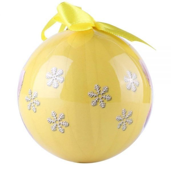 Animal Friends Christmas Holiday Tree Ornament Shatter Proof Ball with Box (Chihuahua) 2