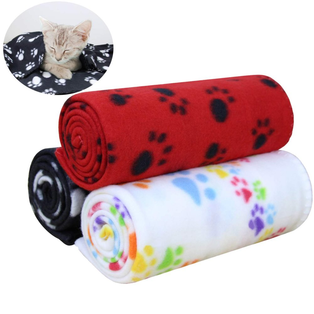 Ak Kyc 3 Pack 40 Quot X 28 Quot Puppy Blanket Cushion Dog Cat