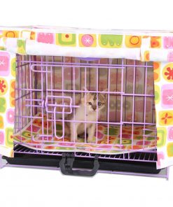 Alfie Pet by Petoga Couture - Chaney Pet Polyester Crate Cover 2