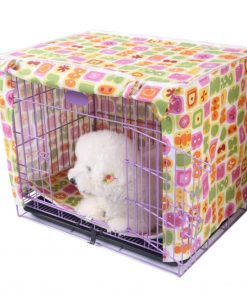 Alfie Pet by Petoga Couture - Chaney Pet Polyester Crate Cover