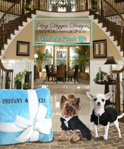 Dog Diggin Designs Cloud 9 Bed Collection | Soft, Stylish, Comfortable, Eye-Catching Design | Machine Washable Removable Cover for Easy Cleaning 2