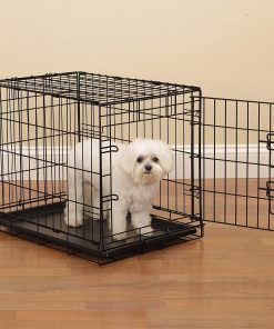 Guardian Gear ProSelect Easy Dog Crates for Dogs and Pets - Black 2