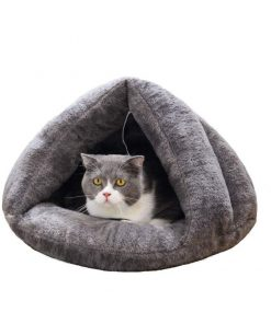 Old Tjikko Pet Bed, Bolster Bed, Cat Crate Cushion, Crate Mat, Solid for Puppy Cat
