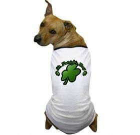 CafePress - St. Patricks Day Clover Dog T-Shirt - Dog T-Shirt, Pet Clothing, Funny Dog CostumeCafePress - St. Patricks Day Clover Dog T-Shirt - Dog T-Shirt, Pet Clothing, Funny Dog Costume