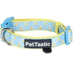 PetTastic Best Adjustable Dog Collar Durable Soft & Heavy Duty with Cute Easter Design, Outdoor & Indoor use Comfort Dog Collar 2