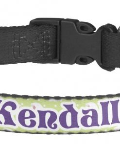 RNK Shops Easter Bunny Dog Collar - Multiple Sizes (Personalized)
