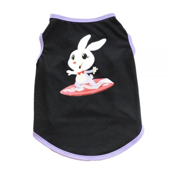 Wouke Pet Shirt, Easter Dog Clothing Cotton Vest for Small Puppy Boy Doggy Girl Costume Vest Apparel