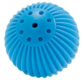 Pet Qwerks Talking Babble Ball Interactive Dog Toy, Wisecracks and Makes Funny Sounds When Touched 2