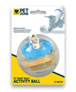 Pet Zone IQ Treat Ball 2