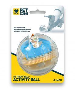 Pet Zone IQ Treat Ball 2