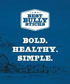 Best Bully Sticks Odor-Free Angus Bully Sticks - Made of All-Natural, Free-Range, Grass-Fed Angus Beef - Hand-Inspected and USDA FDA-Approved 7
