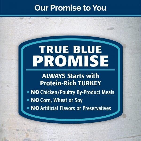 Blue Buffalo Wilderness Trail Treats Grain Free Biscuits Crunchy Dog Treats 6
