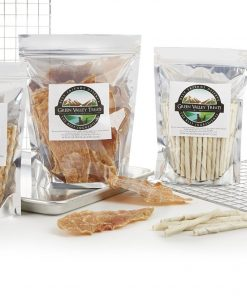Green Valley Treats Rawhide Chews with Real Chicken, Made in The USA Only, Natural Gluten Free Dog Treats for Small Dogs, Perfect Dog Training Treats 3