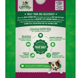 Greenies Weight Management Dental Dog Treats 2