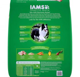 Iams Proactive Health Adult Minichunks Dry Dog Food Chicken, 30 Lb. Bag 2