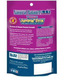 Natural Balance Lit Mini Jumpin Stix Variety Bundle 2