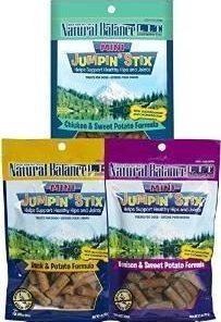Natural Balance Lit Mini Jumpin Stix Variety Bundle