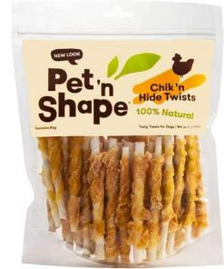 Pet 'n Shape Chik 'n Hide Twists (16 oz)