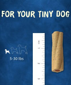 Purina Busy Made in USA Facilities Toy Breed Dog Bones; Extra Small - 30 ct. Pouch 10