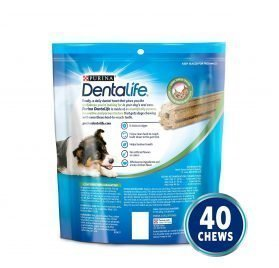 Purina DentaLife Small Medium Adult Dog Treats 2