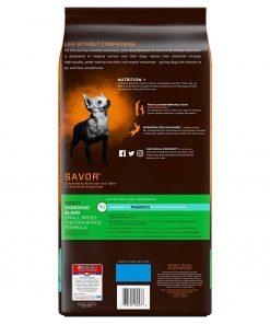 Purina Pro Plan With Probiotics Small Breed Dry Dog Food; SAVOR Shredded Blend Chicken & Rice Formula - 6 lb. Bag 2