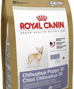 Royal Canin Dry Dog Food, Chihuahua Puppy 30 Formula, 2.5-Pound Bag