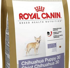 Royal Canin Dry Dog Food, Chihuahua Puppy 30 Formula, 2.5-Pound Bag
