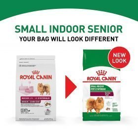 Royal Canin Size Health Nutrition Small Indoor Senior Dry Dog Food, 2.5-Pound 2