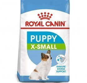 Royal Canin Size Health Nutrition X-Small Puppy Dry Dog Food, 3-Pound