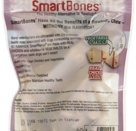 SmartBones Chicken Dog Chew 2