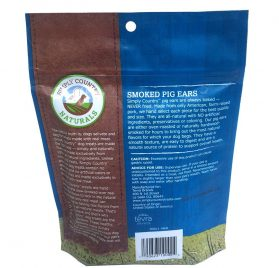 TevraPet Simply Country Naturals Pig Ears for Dogs 2