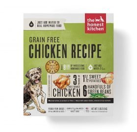The Honest Kitchen Human Grade Dehydrated Grain Free Dog Food