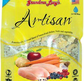 Este artículo Grandma Lucy's - Artisan Chicken Dog Food - 3Lb